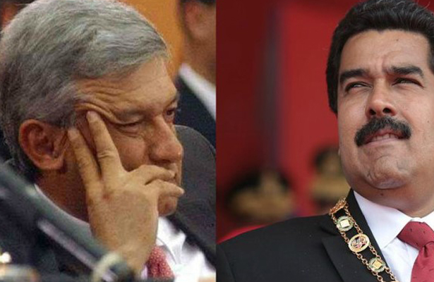 Diputado venezolano pide aclarar si Maduro financia a AMLO
