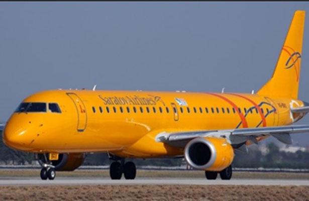 Se estrella un avión con 71 pasajeros en Moscú