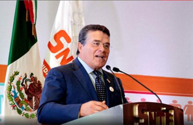 Tendrá la SNTE nuevo dirigente será Juan Díaz de La Torre