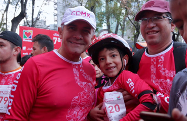 Participa MAM en la carrera Kardias
