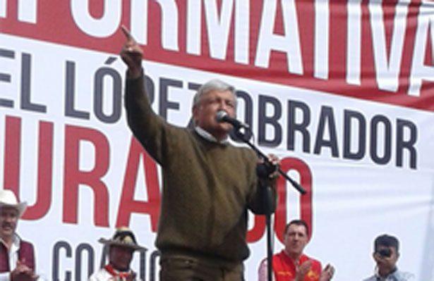 Los medios ya no participan en la guerra sucia: AMLO