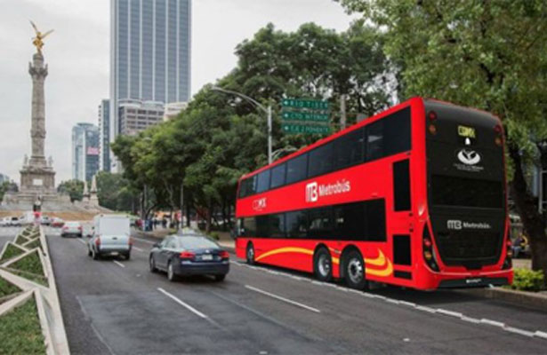 Desde hoy y hasta el lunes, Línea 7 del Metrobús dará servicio gratuito