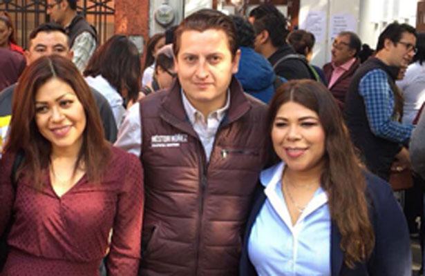 Se destapa Nestor Nuñez como precandidato a la alcaldía de Cuauhtémoc