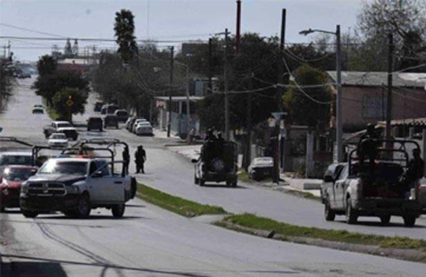 Otra balacera en Reynosa, hubo un muerto