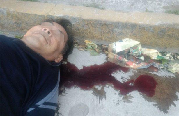 Aparece muerto en las calles de Chimalhuacán