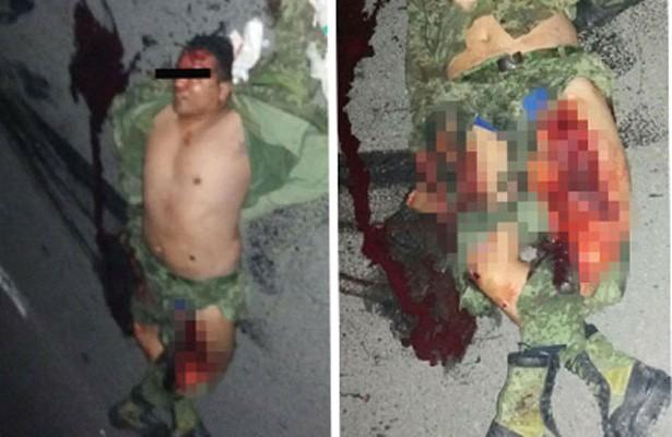 Muere un militar en emboscada