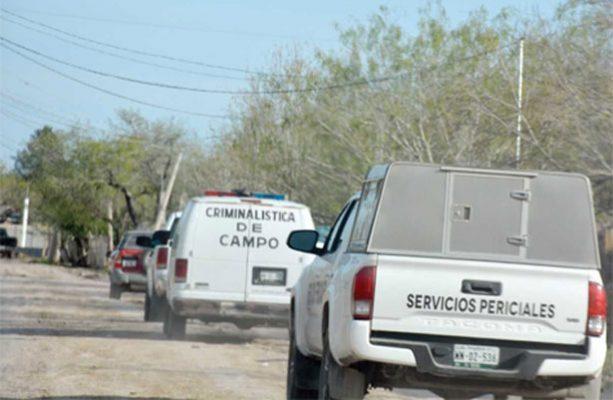 ¡Macabro! encuentran un pierna humana tirada en Reynosa
