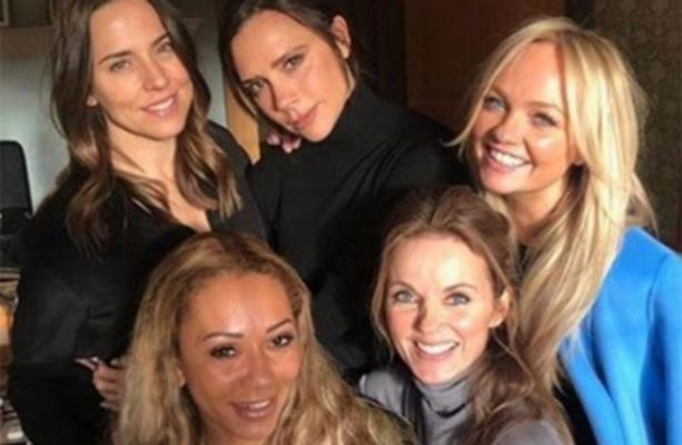 """¡Las """"Spice Girls""""  de vuelta!"""