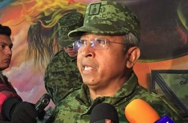 Ni los militares están seguros en Matamorros