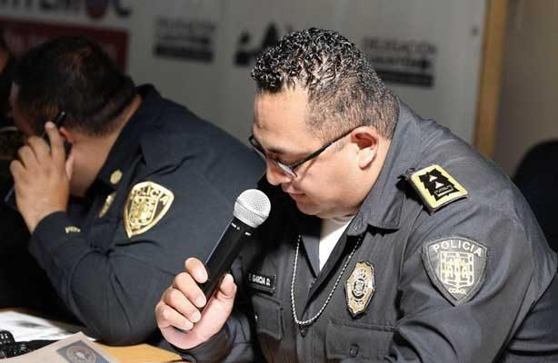 Destacan en Cuauhtémoc coordinación de Direcciones Territoriales con Jefes de Sector de la SSP
