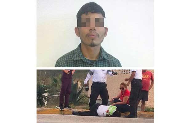 Detenido presunto asesino de agente de tránsito en Cd. Victoria