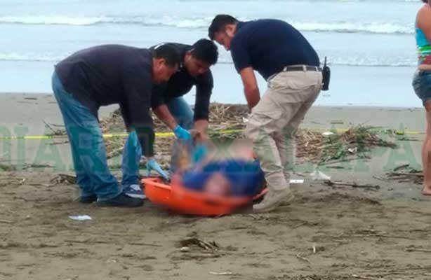 Mueren ahogados dos turistas en playas de Coatza