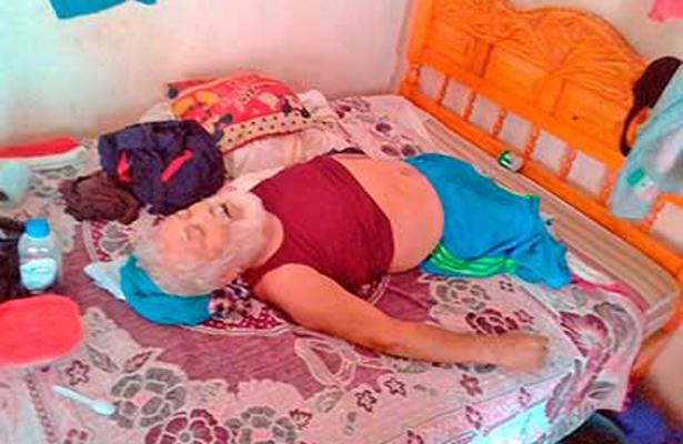 Infarto le arrebata la vida a un viejito en Tabasco