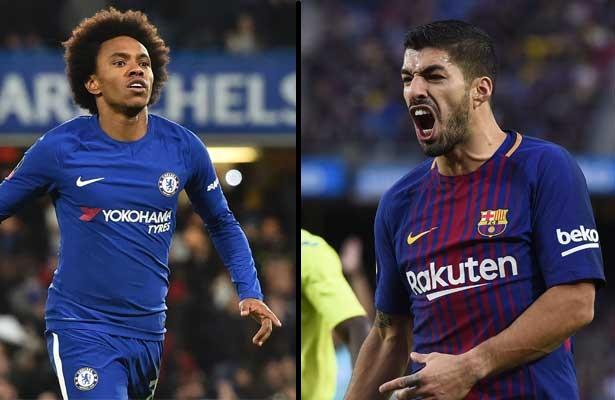 Chelsea-Barça, todo un clásico