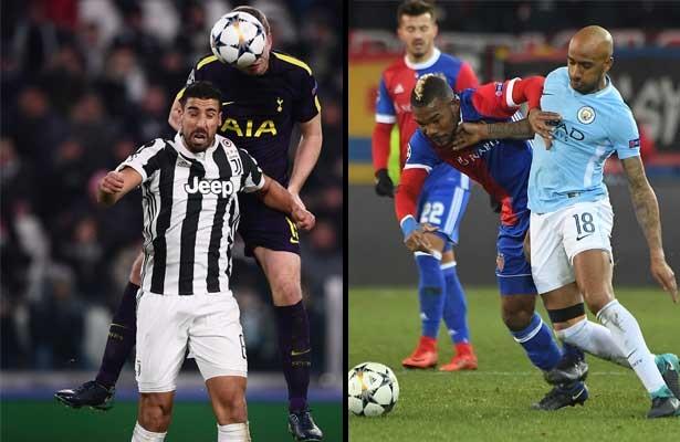 Juventus deja vivo al Tottenham