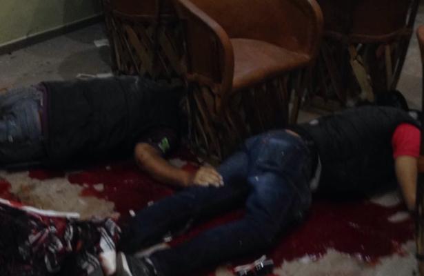 Comando armado mata a seis en restaurante de Tlaquepaque