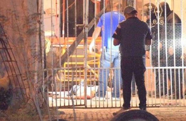 Balacera terminó con la muerte de un delincuente, en Tamaulipas
