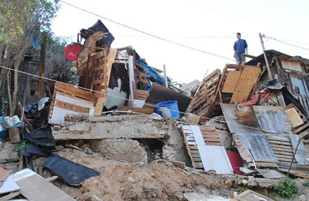 Presentan 42 denuncias tras derrumbe en Tijuana