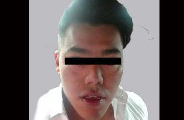Detienen a un sujeto buscado por autoridades del estado de Michoacán