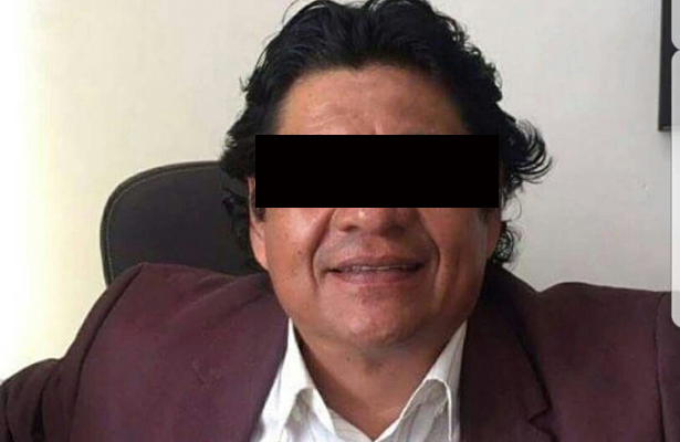 Por el delito de lesiones detienen a líder de Sindicato independiente de Salud