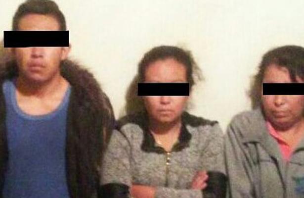 Arrestan a cuatro personas durante cateo en SLP