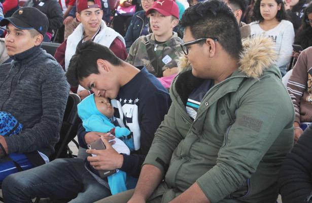 Fortalecen DIF Ecatepec y DIFEM estrategia preventiva de embarazo adolescente