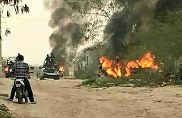 Registra Reynosa enfrentamiento entre hombres armados y el ejercito