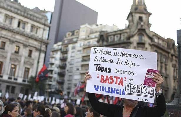 Preparan feministas argentinas Paro Internacional de Mujeres
