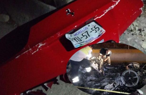 Le destrozan el auto a #LordFerrari