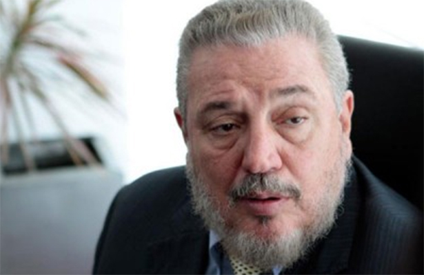 """""""Fidelito"""", hijo mayor de Fidel Castro, se suicidó en Cuba"""