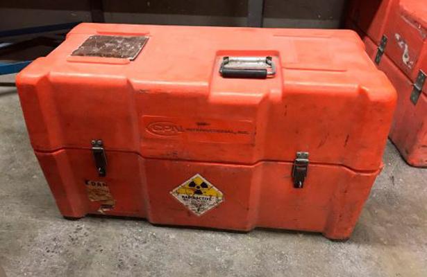 Robo de fuente radioactiva enciende las alertas