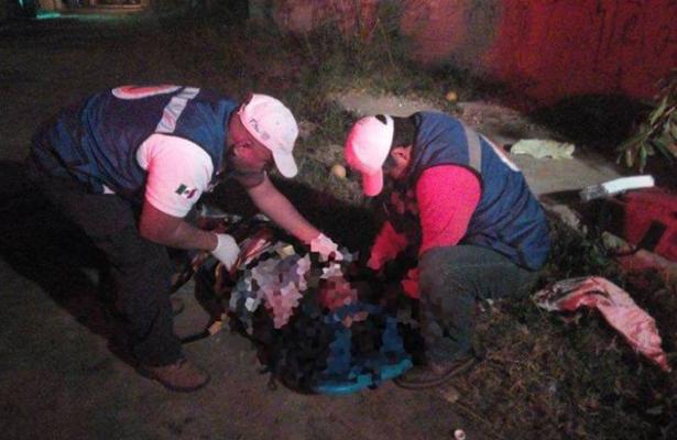 Propinan brutal golpiza a persona de la tercera edad en Tampico