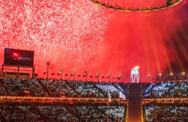 Inauguran los JJOO de Invierno de Pyeongchang