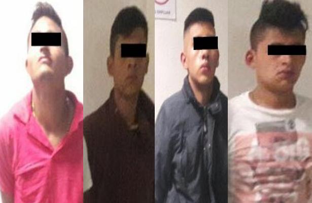 Intentaron robar a un poli pero fallaron; ahora están detenidos