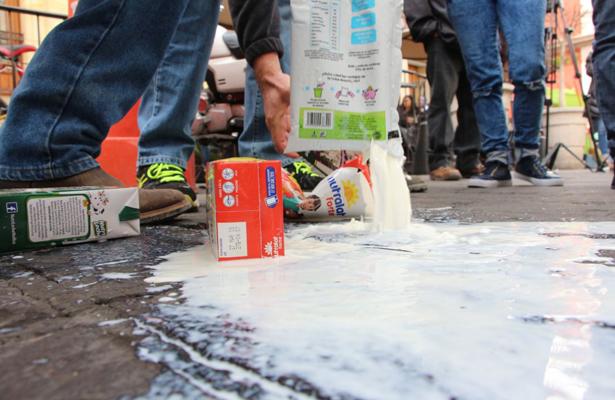 Piden que Liconsa les mejore el precio: Asociación Ganadera Local de Productores de Leche