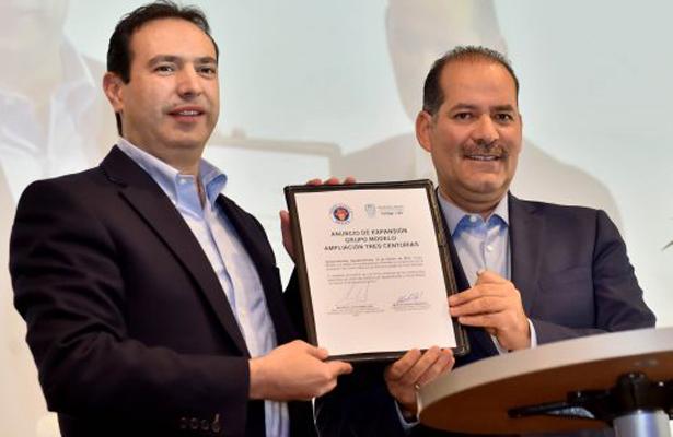 Grupo Modelo anuncia la expansión de su corporativo en Ags
