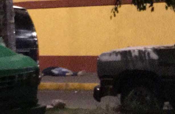 Ultimado de cinco balazos en Iztacalco
