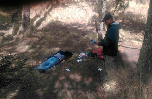 Muere un hombre en el nevado de Toluca