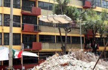 Descartan afectaciones en multifamiliar de Tlalpan, tras sismo