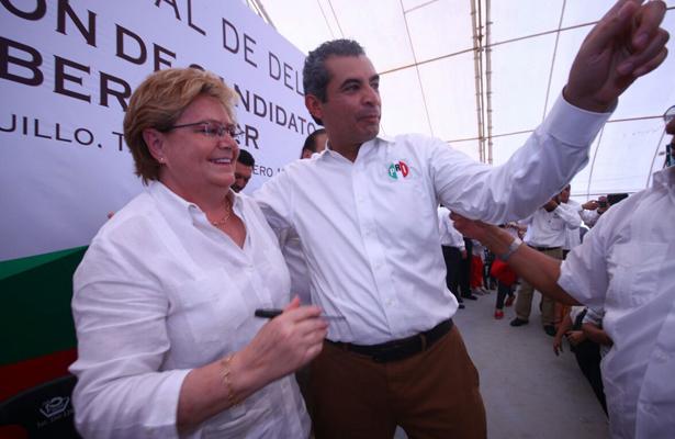 Promete PRI en Jalisco carro completo y hacer ganar a Meade: Enrique Ochoa