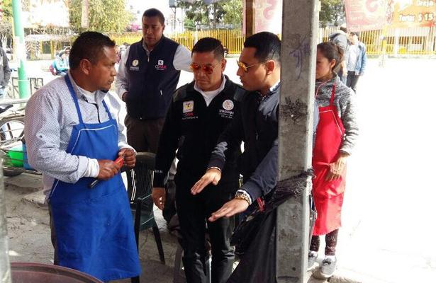 Realizan operativo de seguridad en torno a planteles de la UNAM