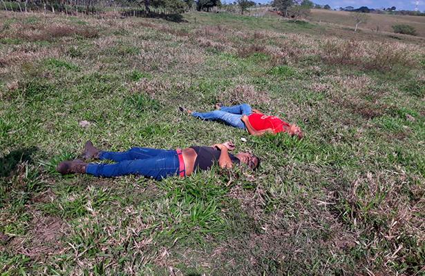 Ejecutan a pareja con disparos en la cabeza