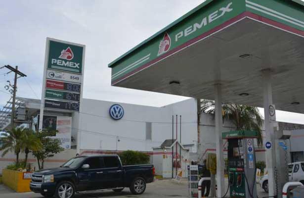 Incesante incremento del precio de la gasolina