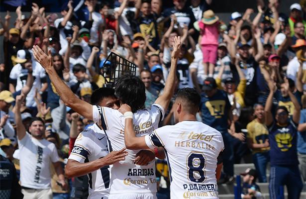 Pumas está jugando más alegre, más seguro, pero aún no hay que cantar victoria: UNAM