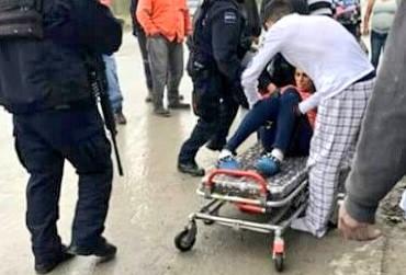 Persecución y balacera deja un herido en Reynosa