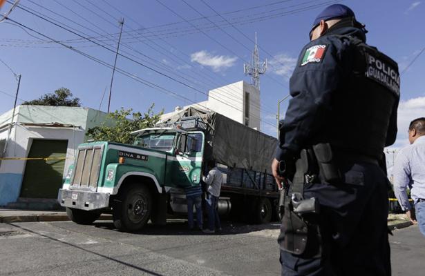 Robo de camiones de carga se disparó en 2017: Concamin