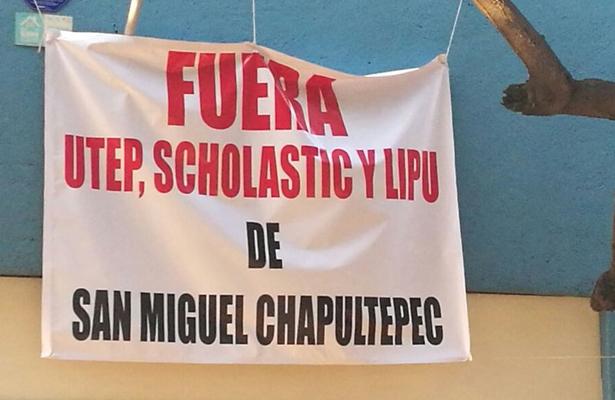 Piden regular el desarrollo urbano en la San Miguel Chapultepec
