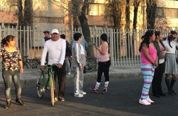 Sin daños en Tláhuac tras sismo