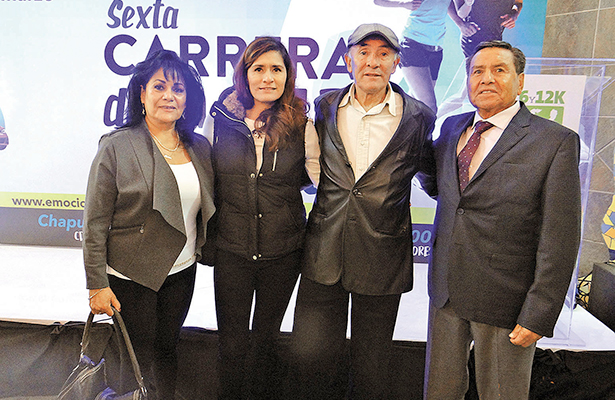 Anuncian la Carrera El Sope Chapultepec