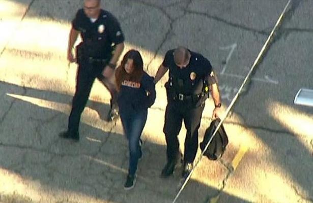Tiroteo en escuela de Los Ángeles deja cinco heridos